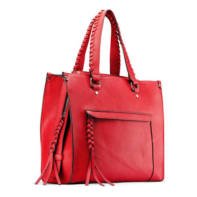 Bags bata, Rouge, 961-5238 - 13