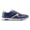 Men's shoes bata, Violet, 849-9145 - 26