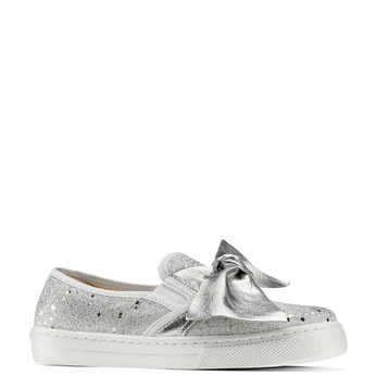 Childrens shoes mini-b, Blanc, 329-1337 - 13