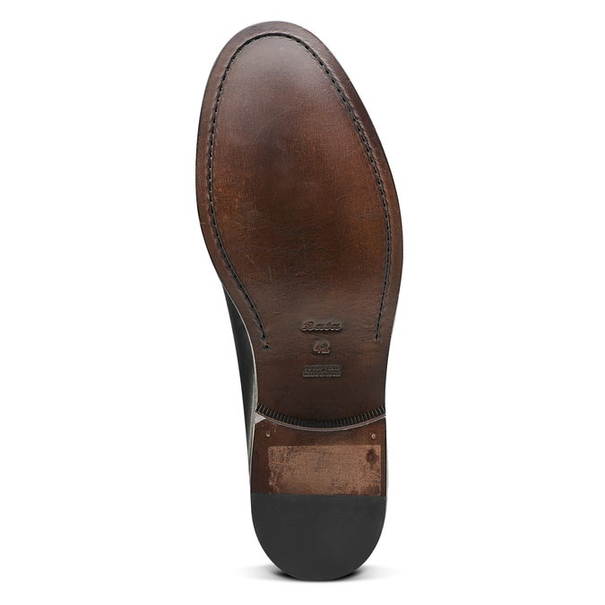 Men's shoes bata-the-shoemaker, Noir, 824-6327 - 17