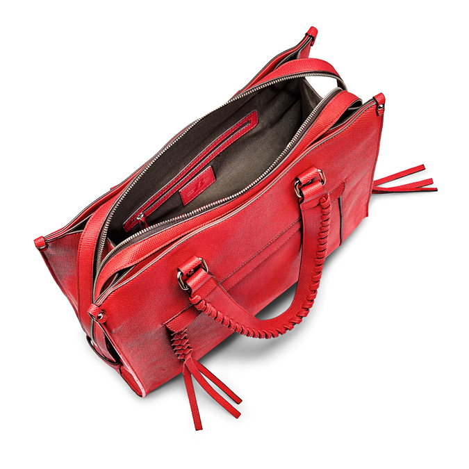 Bags bata, Rouge, 961-5238 - 16
