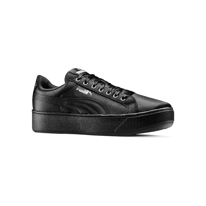 Women's shoes puma, Noir, 509-6710 - 13