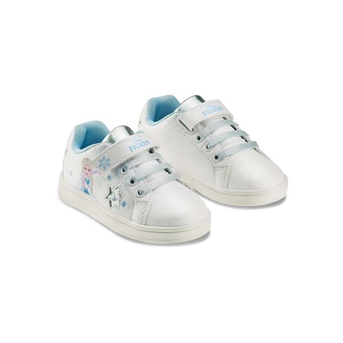 Childrens shoes, Blanc, 221-1221 - 16