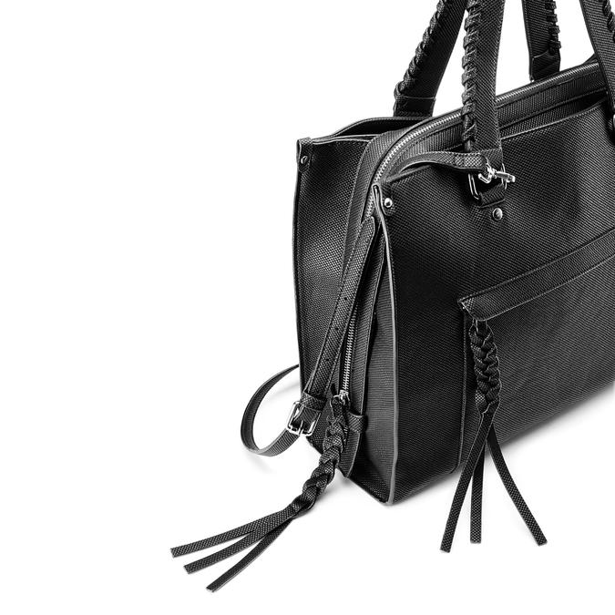 Bag bata, Noir, 961-6238 - 15