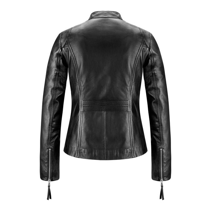 Jacket bata, Noir, 974-6180 - 26