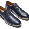 Men's shoes bata, Violet, 824-9350 - 16