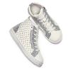 Childrens shoes mini-b, Blanc, 321-1391 - 26
