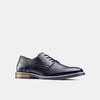 Men's shoes bata, Violet, 824-9350 - 13