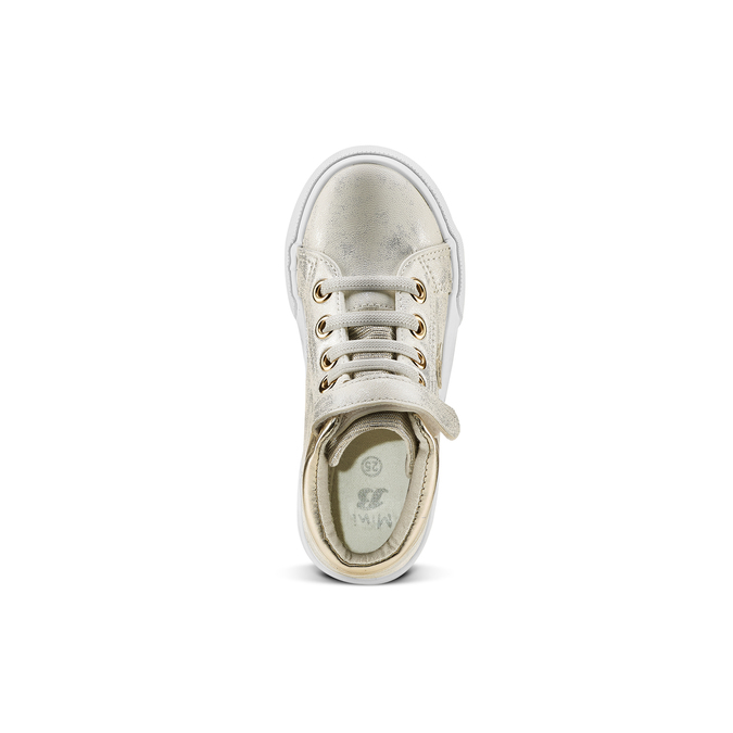 Childrens shoes mini-b, Blanc, 221-1217 - 15