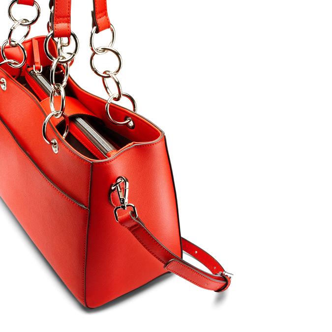Bag bata, Rouge, 961-5343 - 15