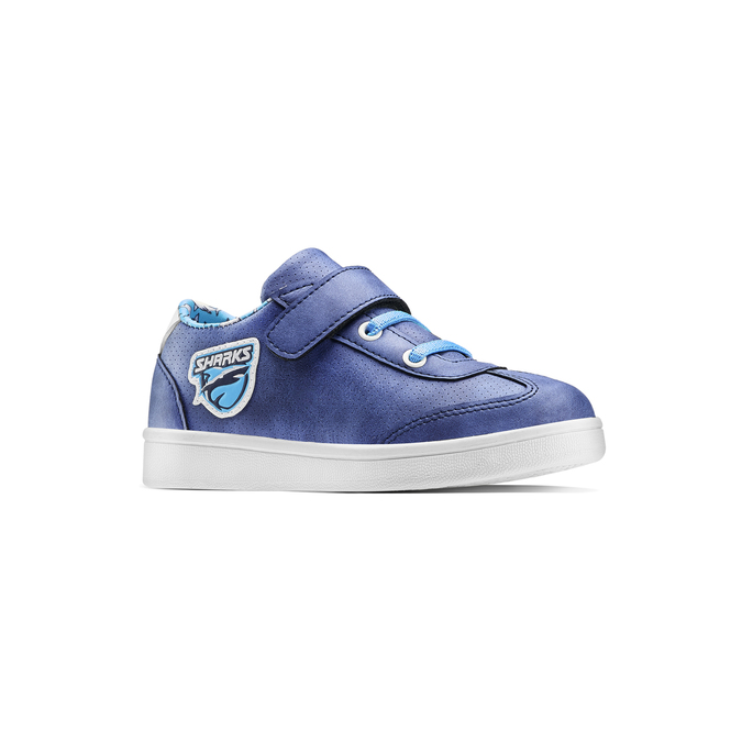 Childrens shoes mini-b, Bleu, 211-9191 - 13