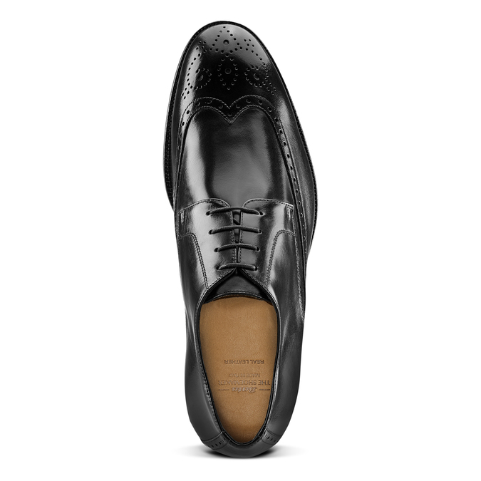 Men's shoes bata-the-shoemaker, Noir, 824-6342 - 15