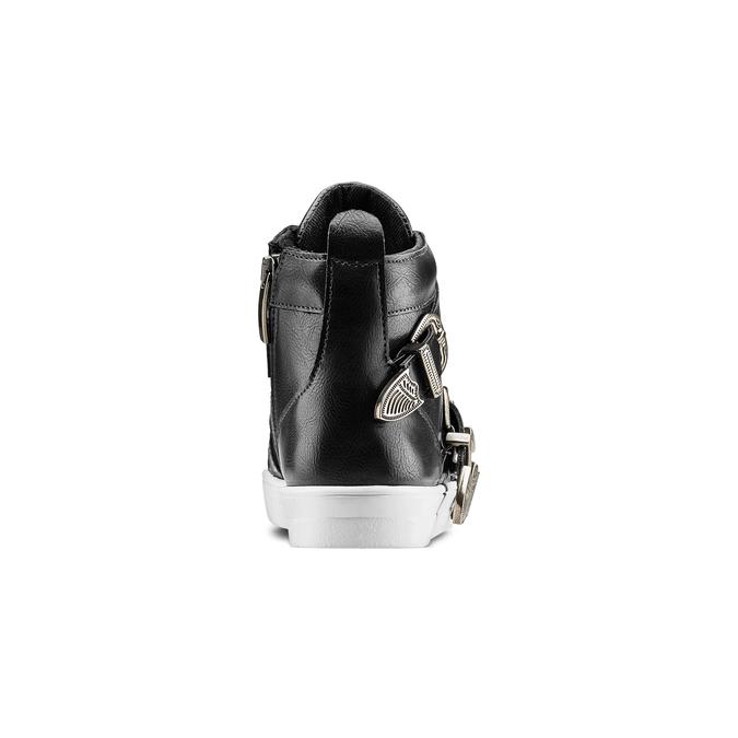 Women's shoes bata, Noir, 541-6193 - 15