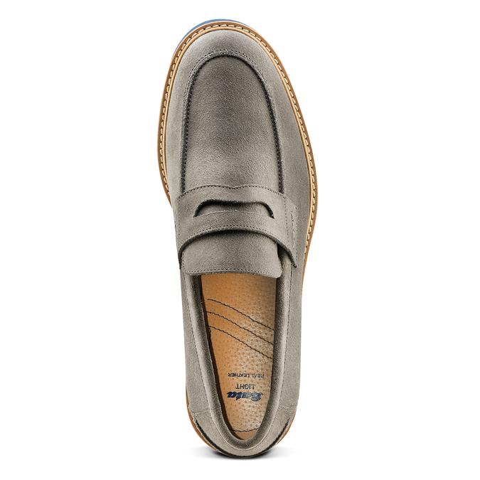 Men's shoes bata-light, 813-2163 - 17