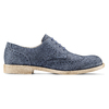 Men's shoes bata, Violet, 823-9306 - 26