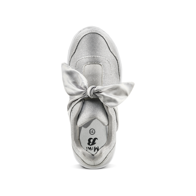 Childrens shoes mini-b, Argent, 329-1341 - 17