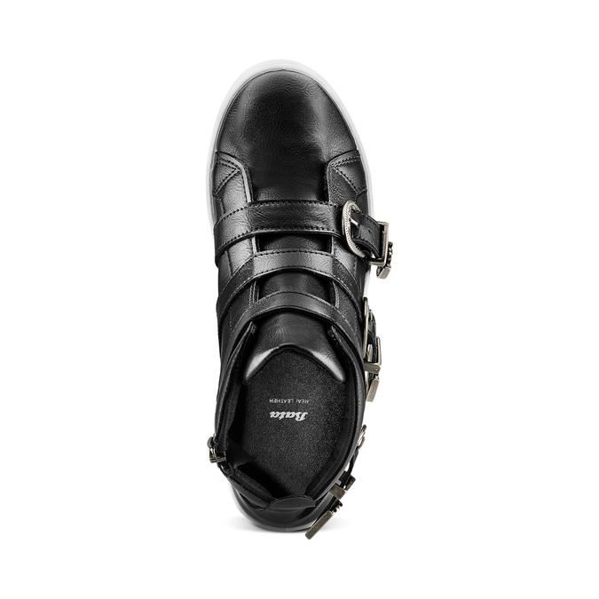 Women's shoes bata, Noir, 541-6193 - 17