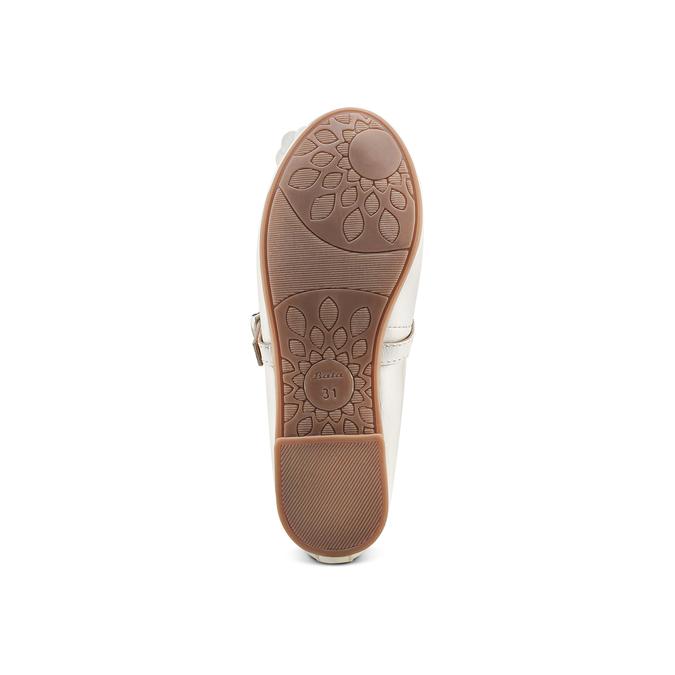 Childrens shoes mini-b, Blanc, 324-1253 - 19