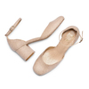 Women's shoes insolia, Beige, 729-5208 - 26