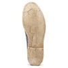 Men's shoes bata, Bleu, 823-9306 - 17