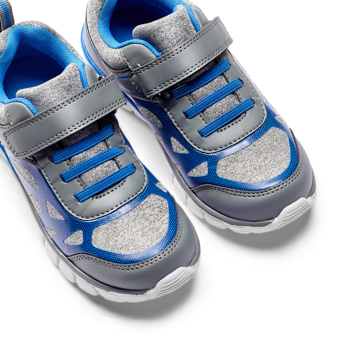 Childrens shoes mini-b, Gris, 319-2148 - 26