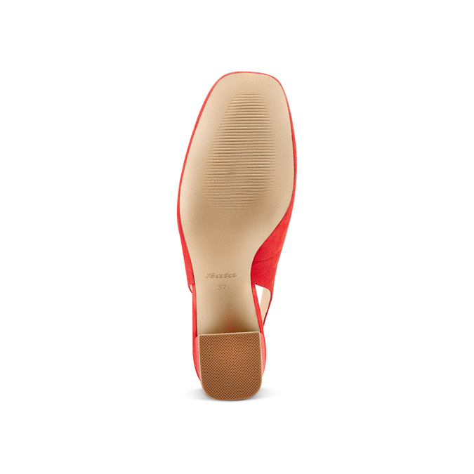 Women's shoes insolia, Rouge, 729-5216 - 19