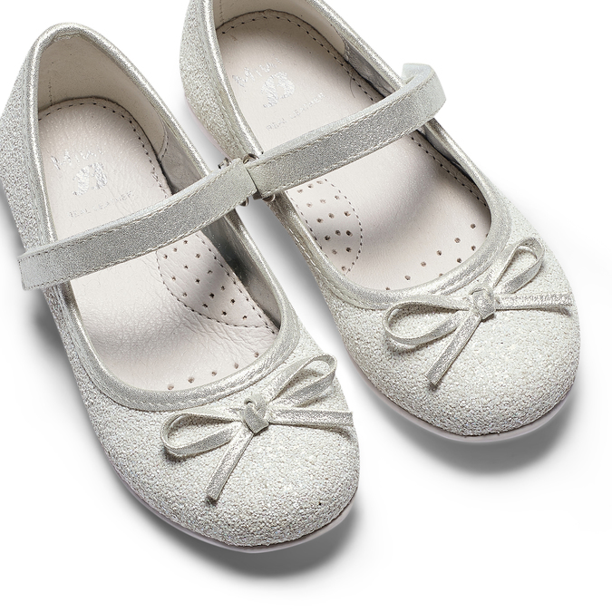 Childrens shoes mini-b, Argent, 229-1103 - 26
