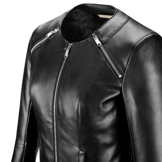 Jacket bata, Noir, 971-6212 - 15