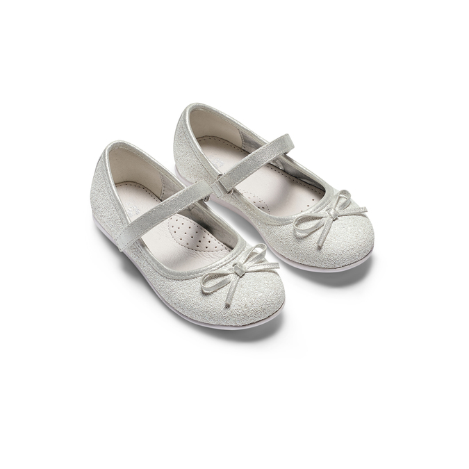 Childrens shoes mini-b, Argent, 229-1103 - 16