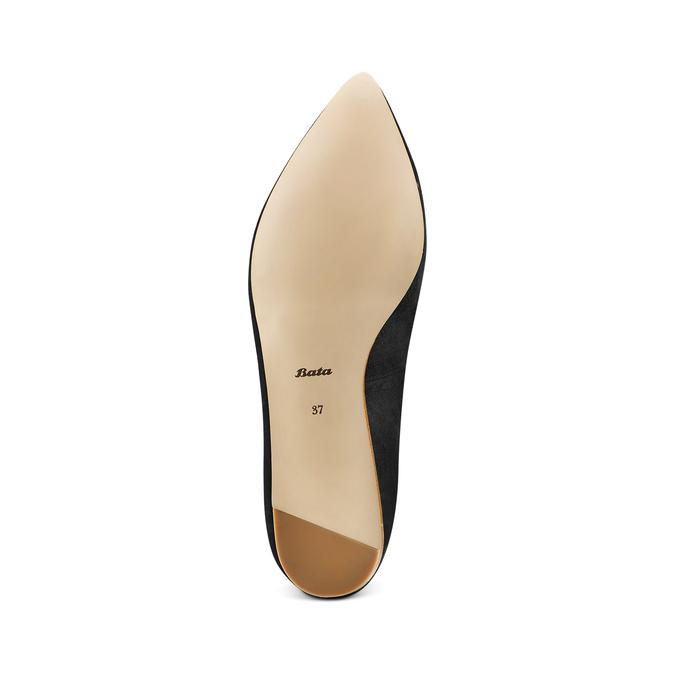 BATA Chaussures Femme bata, Noir, 523-6242 - 19
