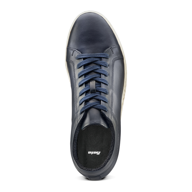 Men's shoes bata, Violet, 844-9137 - 17
