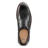 Men's shoes bata-light, Noir, 824-6363 - 17