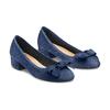 BATA Chaussures Femme bata, Bleu, 523-9420 - 16
