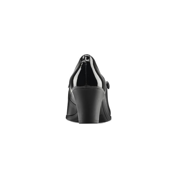 Chaussures Femme flexible, Noir, 621-6220 - 16