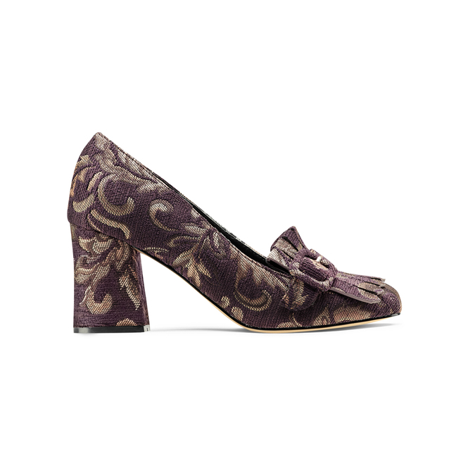 Women's shoes insolia, Brun, 729-4973 - 26