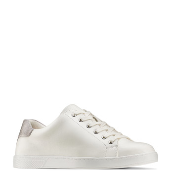 Women's shoes, Blanc, 529-1322 - 13