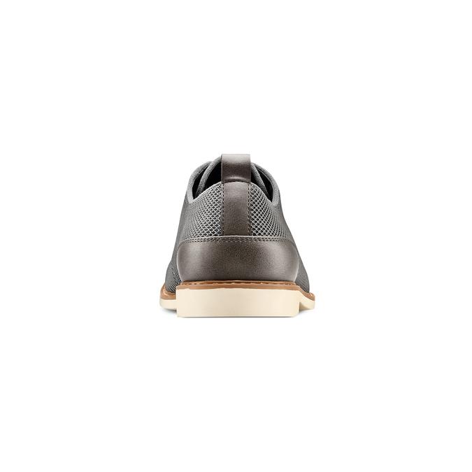 Men's shoes, Gris, 829-2427 - 15