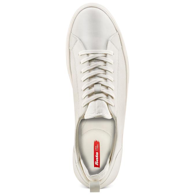 Men's shoes, Blanc, 841-1374 - 17