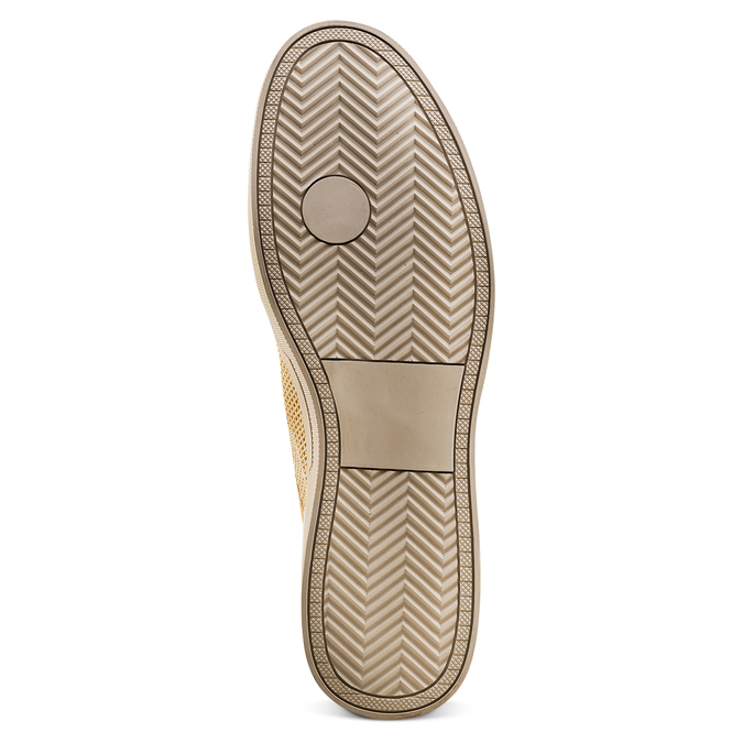 Men's shoes bata-rl, Beige, 839-8144 - 19