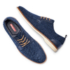 Men's shoes, Violet, 829-9427 - 26