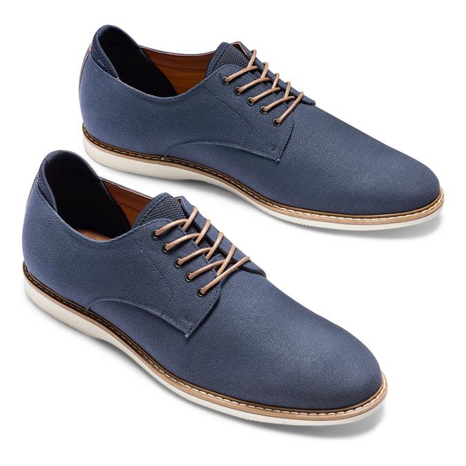 Men's shoes, Violet, 829-9445 - 26