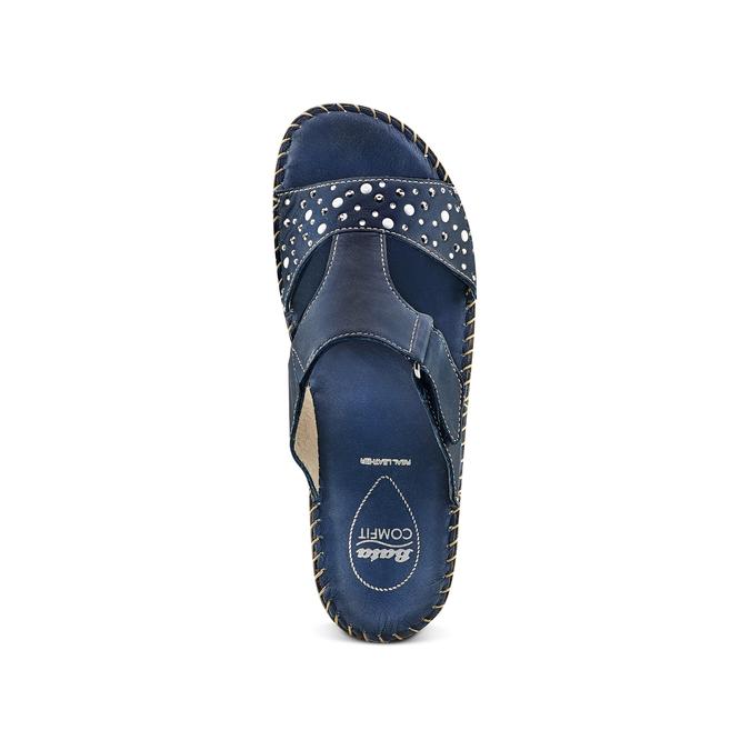 Women's shoes, Violet, 574-9438 - 17