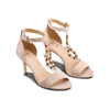 Women's shoes insolia, Beige, 769-0154 - 16