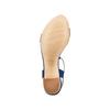 Women's shoes insolia, Bleu, 669-9131 - 19
