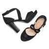 Women's shoes insolia, Noir, 769-6263 - 26
