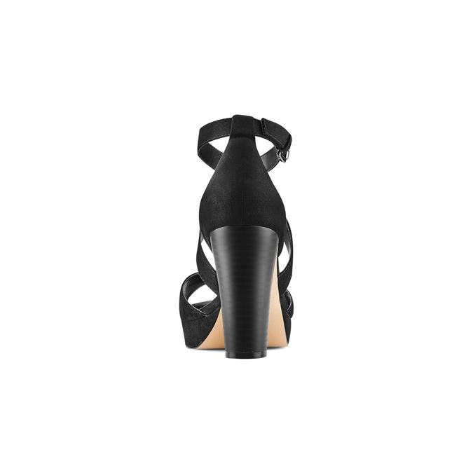 Women's shoes insolia, Noir, 769-6263 - 15