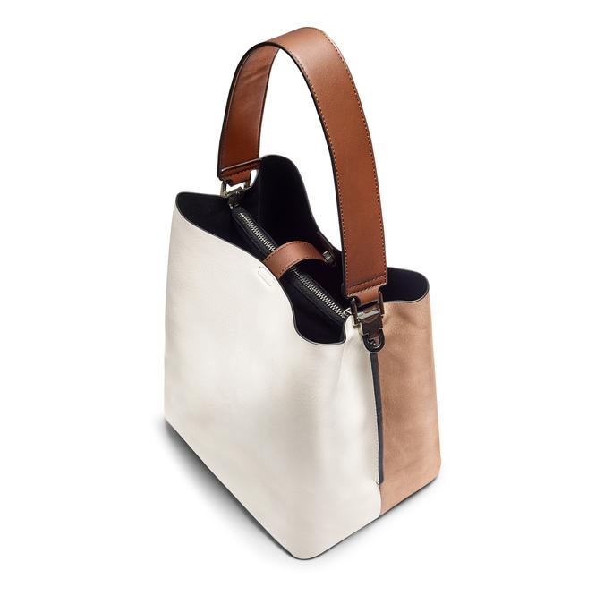 Bags bata, Blanc, 961-1173 - 17