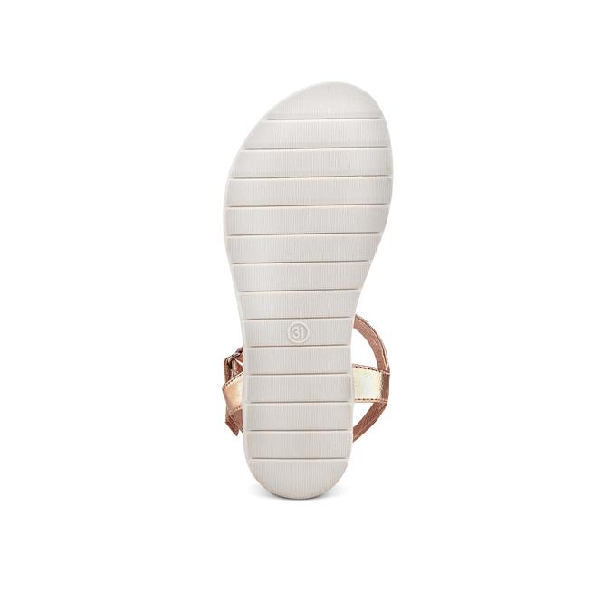 Childrens shoes mini-b, Rouge, 361-5171 - 19