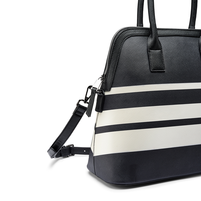 Bag bata, Noir, 961-6387 - 15