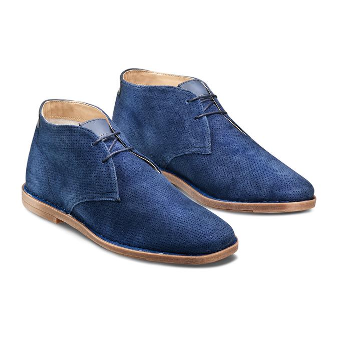 BATA Chaussures Homme bata, Bleu, 823-9420 - 16
